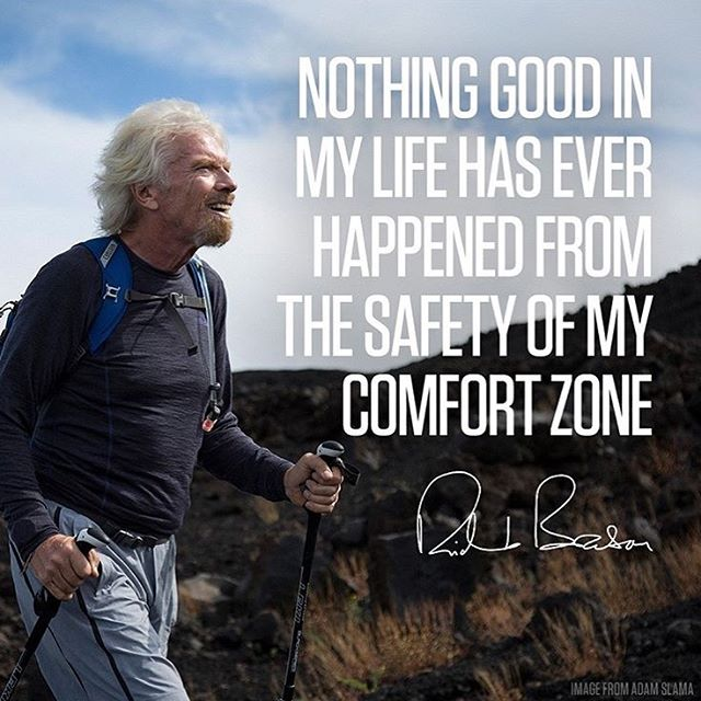 Learn by doing and follow whatever you are passionate about #motivation #richardbranson