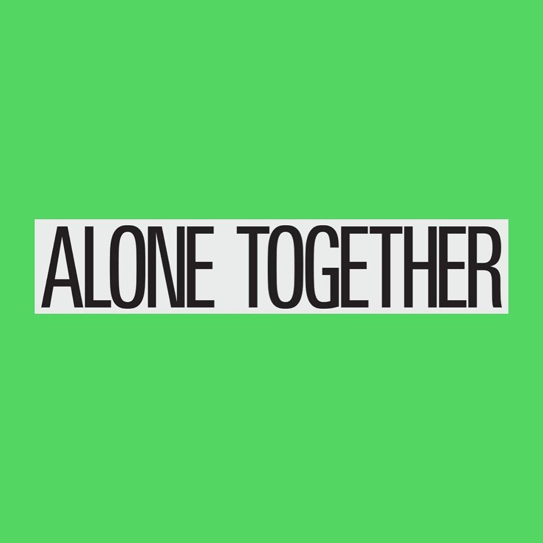 "A great example of solidarity, empowerment and creativity during tough times. @dazed created the #alonetogether campaign, described as ""a creative community in times of crisis"". The idea is to allow its community – readers, peers and collaborators- to remain in touch via a continuing dialogue. This involves tutorials, community-led programs and light relief explanations about music, art, fashion, science, politics and food to name a few. Yesterday, the media launched a poster art made by 34 artists and imagining a post-pandemic future. The project is aimed at raising funds for NHS trust Barts Charity."
